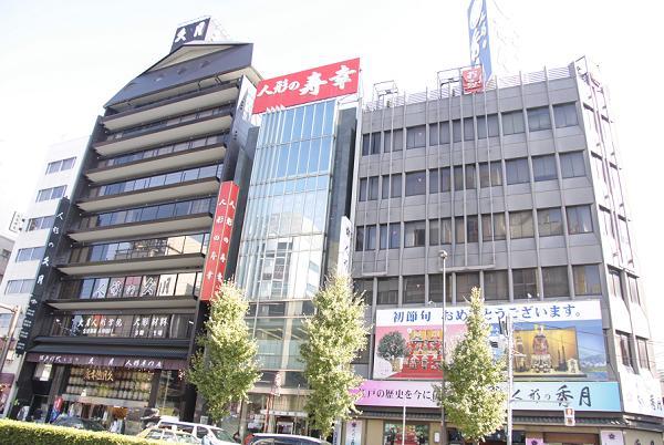 浅草橋駅前