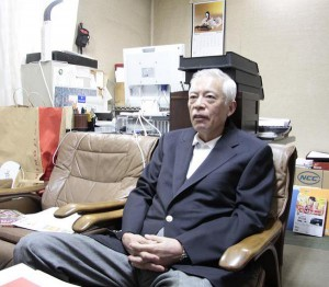 『人形のまるぎん』社長の八木さんは東京都ひな人形卸商協同組合の理事長も務めています